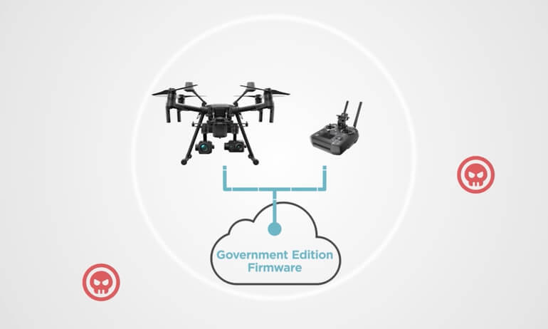 DJI Government Edition
